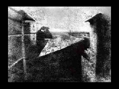 Steveycom The First Photograph Heliograph