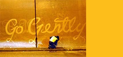 graffiti gently