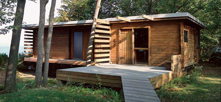 Pre-fab in Vermont