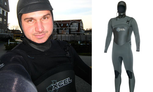 New cold water Wetsuit